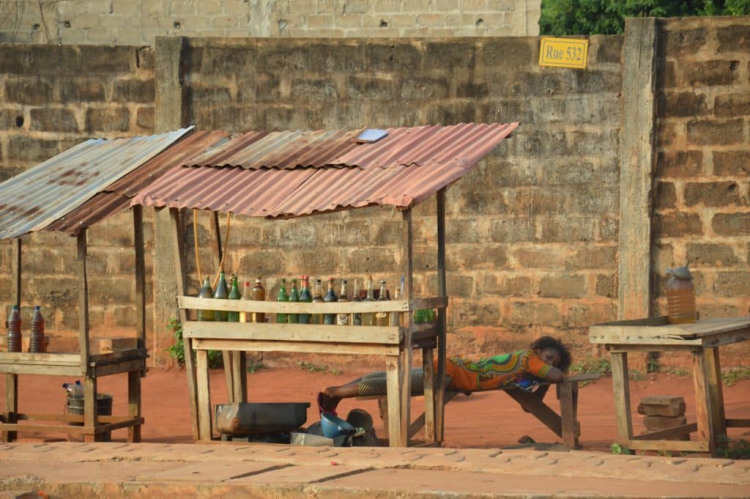 Ecole Benin Porto Novo