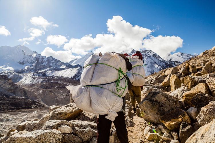 Les Sherpas t'aident à passer l'épreuve